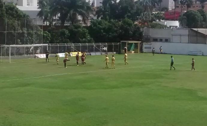 Patrocinense, Jacutinga, Segunda Divisão (Foto: Aleks Oliveira)