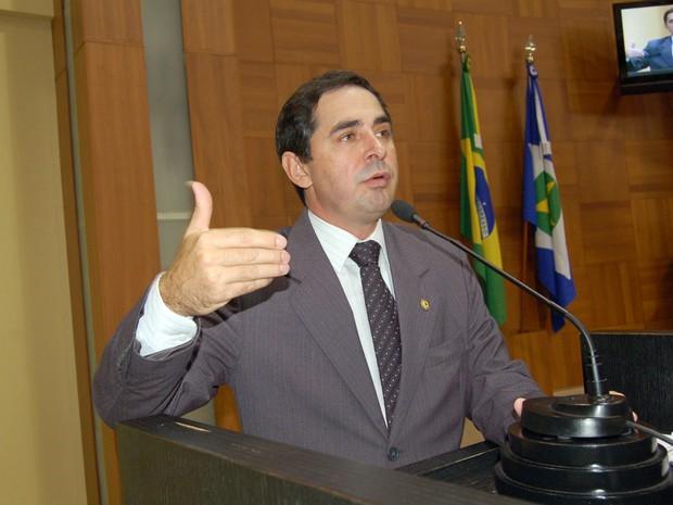 Dilceu Dal Bosco concluiu o mandato de deputado em 2010 (Foto: Widson Maradona/ AL-MT)