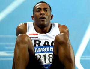 Adnan Taess Akkar iraque atletismo (Foto: AFP)