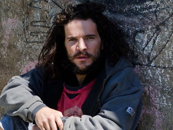 Daniel de Oliveira será o mendigo Jesus, no especial de fim de ano (Foto: Divulgação/TV Globo)