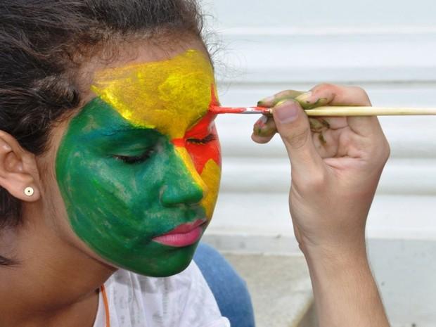 Dia do Basta em Rio Branco (Foto: Eduardo Duarte/G1)