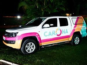 Carona está com uma nova cara e em alta definição (Foto: Mauro Marques)