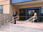 Trio rende funcionários em roubo à agência da CEF em Ribeirão Preto