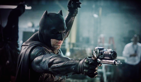 O ator Ben Affleck no papel do herói Batman (Foto: Reprodução)