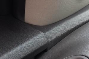 Chevrolet Tracker tem desnível no painel (Foto: Aline Magalhães)