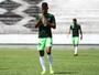 Mais velho do Santa Cruz, Léo Moura relata desgaste na sequência de jogos