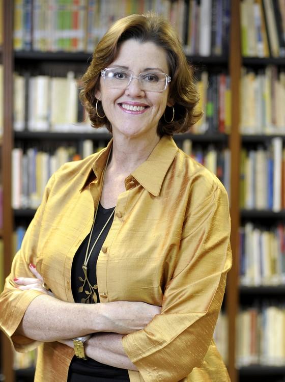Aparecida Lacerda, gerente geral de educação profissional da Fundação Roberto Marinho (Foto: Divulgação)
