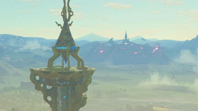 The Legend of Zelda: Breath of the Wild possui um mundo vibrante e rico em detalhes (Foto: Divulgação/Nintendo)