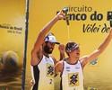 Pedro e Álvaro Filho encerram parceria com título em Campinas