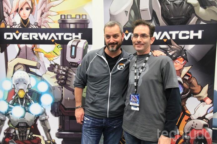 Overwatch (Foto: Anna Kellen / TechTudo)