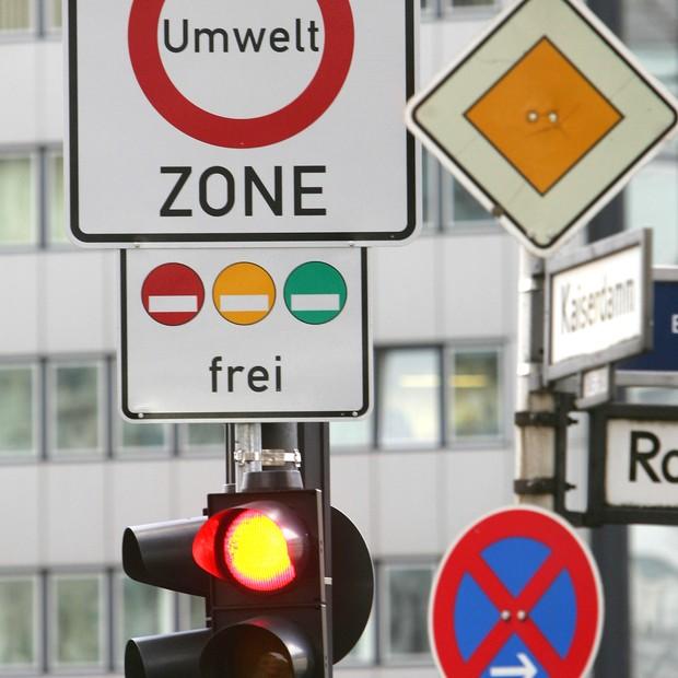 Dirigir nas grandes cidades não é uma tarefa fácil, mas o cérebro se adapta ao meio (Foto: Getty Images)