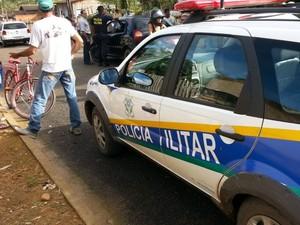 Polícia acredita que crime foi motivado por cíumes (Foto: Émerson Motta/Rondoniavip)
