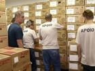 Urnas são preparadas para 2º turno da eleição em Volta Redonda, RJ