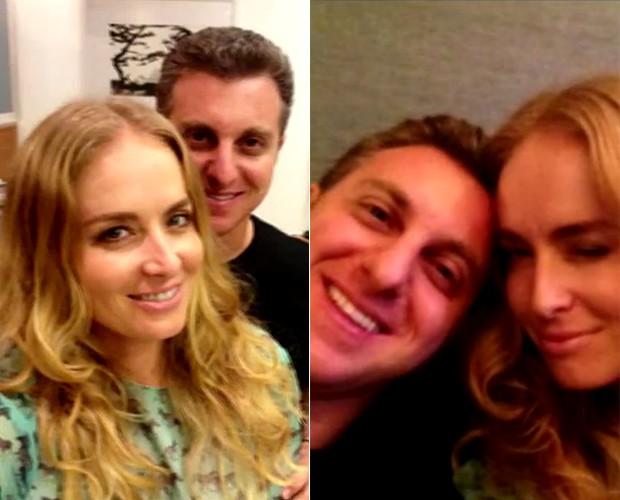 Angélica e Luciano completam 10 anos de casamento (Foto: Mais Você/TV Globo)