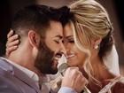 Gusttavo Lima relembra casamento na web: 'Que a caminhada seja longa'