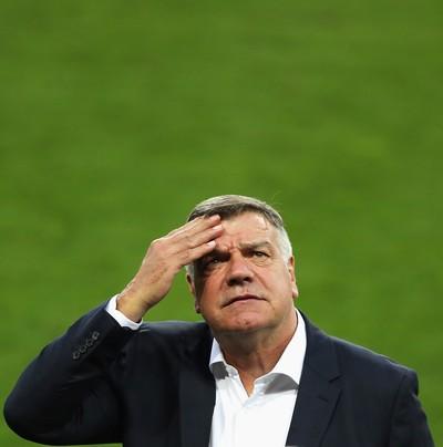 Sam Allardyce técnico Inglaterra (Foto: Getty Images)