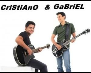 Dupla sertaneja Cristiano e Gabriel (Foto: Reprodução/CD)