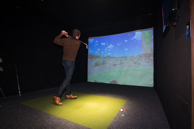 VR lança coleção verão 2018 inspirada no golfe (Foto: André Vahia)