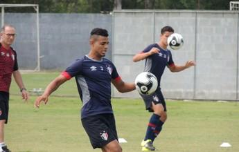 No BID, Diego Felipe e William Paulista ficam à disposição para jogo com Tigre