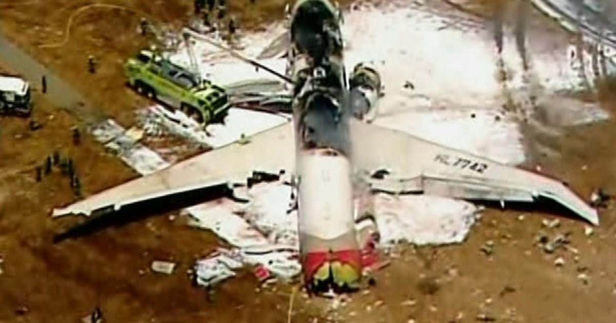 Acidente de avião em San Francisco, nos EUA, deixa ao menos 2 mortos