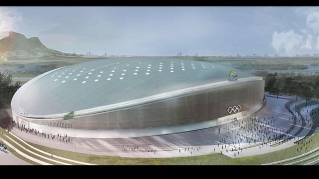 parque olimpico projeto olimpiadas (Foto: Divulgação)