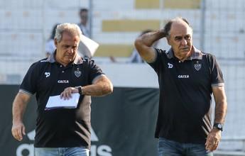 """Marcelo critica """"decisões"""" simultâneas e acena novas mexidas contra o Inter"""
