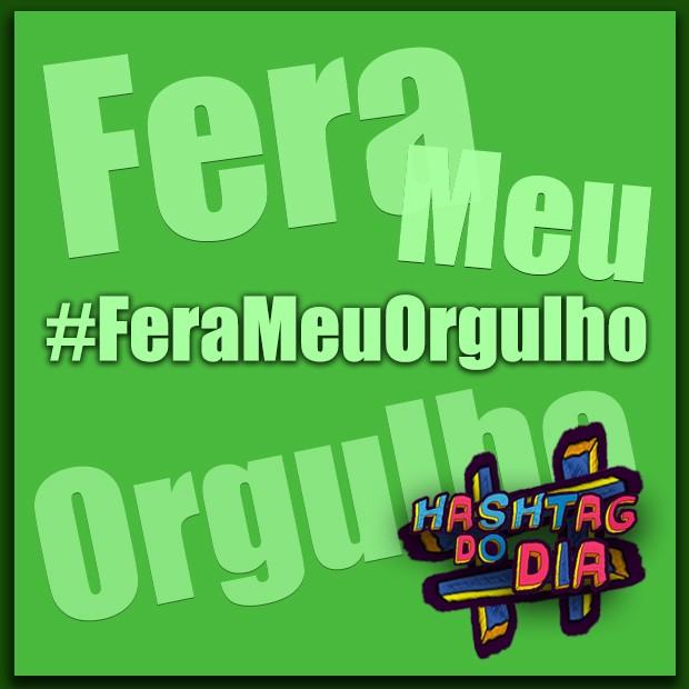 #HashtagDoDia: Fera Meu Orgulho (Foto: Malhação / TV Globo)