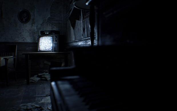 'Resident Evil 7' reposiciona a série como um game de terror em 1ª pessoa (Foto: Divulgação/Sony)