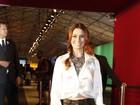 Giovanna Antonelli no Fashion Rio: 'Reciclo as minhas roupas'