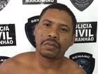 Polícia recaptura no Maranhão foragido da Justiça