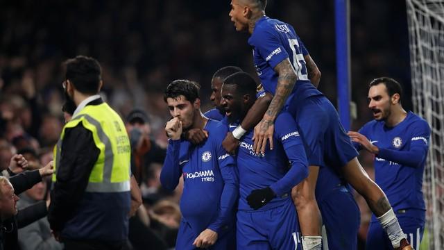 b2c9a24d9a Chelsea x Bournemouth - Copa da Liga Inglesa 2017-2018 ...