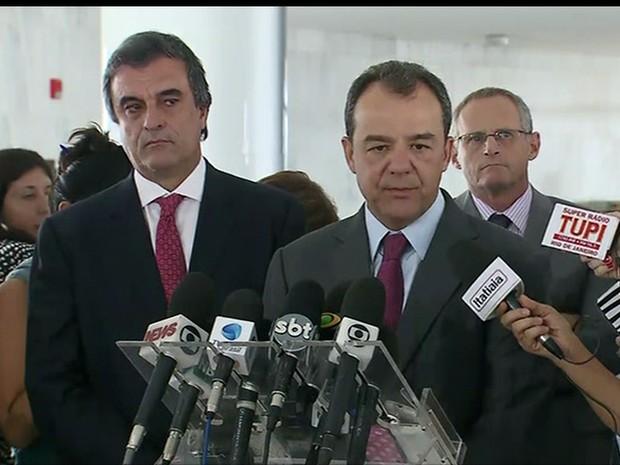 Sérgio Cabral (Foto: reprodução GloboNews)