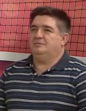 Marcos Said, presidente da Federação Piauiense de Futsal (Foto: Reprodução/TV Clube)