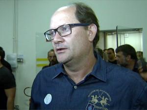 O empresário de José Rico, André Renato Martins (Foto: Reprodução EPTV)