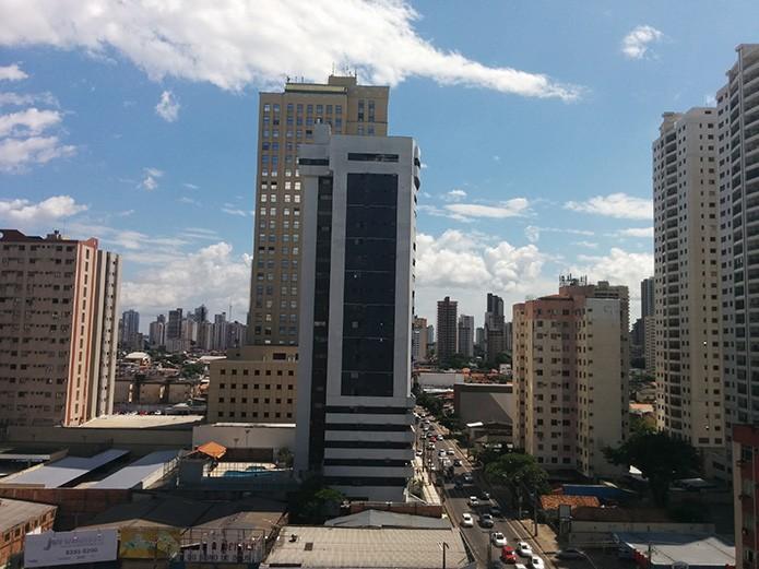 Câmera captura de modo satisfatório em ambiente aberto (Foto: Reprodução/Paulo Alves)