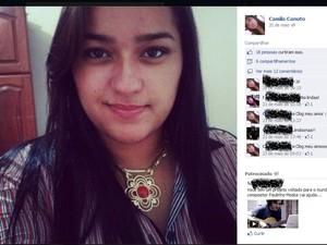 Jovem desapareceu na manha de quinta-feira (22). (Foto: Reprodução/Facebook)