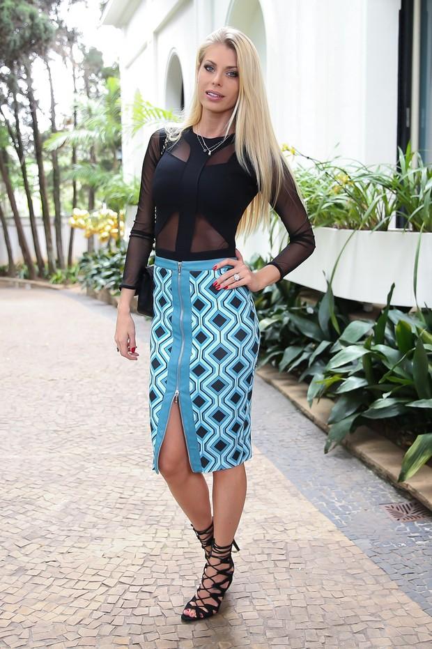 Caroline Bittencourt (Foto: Manuela Scarpa/ Brazil News)
