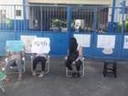 Ato em frente a batalhão de Campos segue neste sábado; policiamento é normal