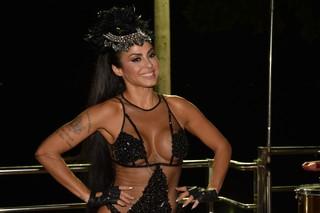 Alinne Rosa em Salvador, na Bahia (Foto: Felipe Souto Maior/ Divulgação)