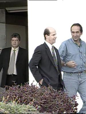 Geninho, ex-técnico do Atlético-MG (Foto: Reprodução TV Globo Minas)