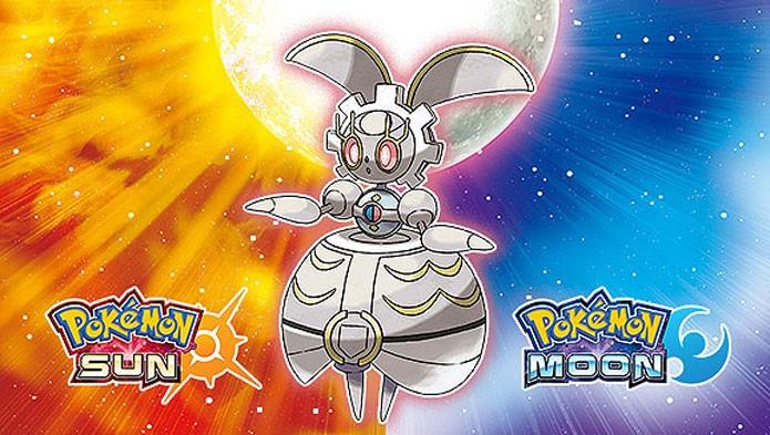 Veja como capturar Magearna em Pokémon Sun e Moon (Foto: Divulgação/Nintendo)