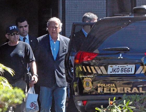 O ex-ministro José Dirceu (Foto:  ANDRÉ DUSEK/ESTADÃO CONTEÚDO)