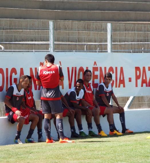 ponto fraco (Divulgação / Capivariano FC)