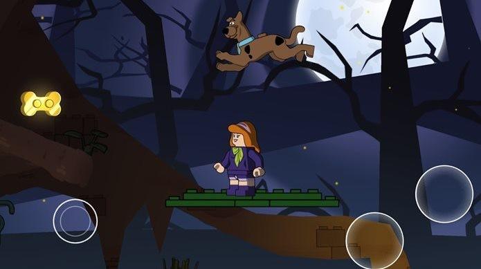 Jogo do Scooby Doo destaca-se por ser completamente grátis (Foto: Divulgação / LEGO)