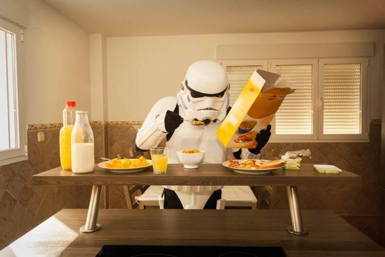 stormtrooper (Foto: Jorge Pérez Higuara)