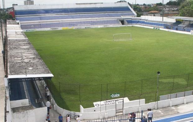 Estádio Evandro Almeida, o Baenão, a casa do Clube do Remo (Foto: Cristino Martins / O Liberal)