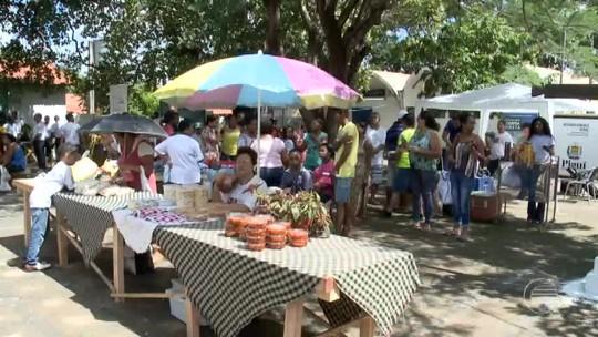 Primeira Feira do Turismo Rural traz oportunidade para pequenos produtores de Teresina
