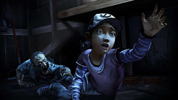 Roubando a cena do protagonista Lee Everett, Clementine é uma heroína que conquista os jogadores de The Walking Dead (Foto: Divulgação/ Telltale Games)