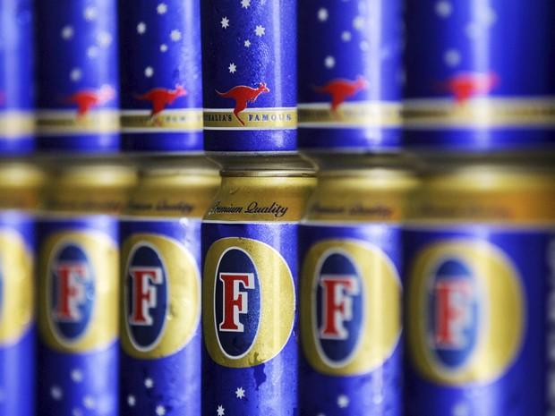 SAB é dona de marcas como Peroni, Grolsh, Foster´s, Castle e Pilsner Urquell (Foto: Reuters)