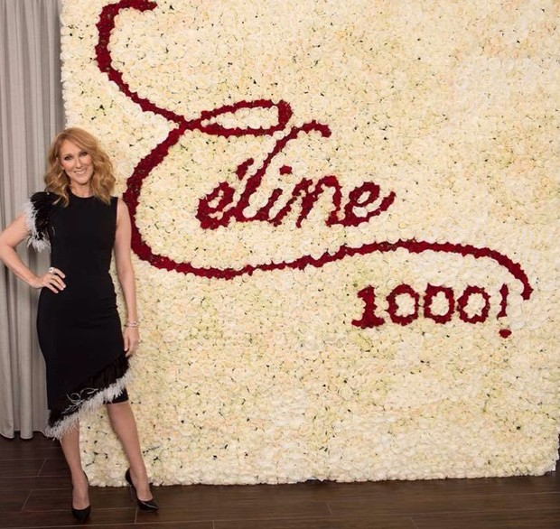 Celine Dion (Foto: Divulgação)